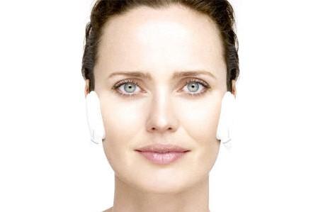 L'appareil de musculation pour le visage de Slendertone... (Photo: www.slendertone.com)