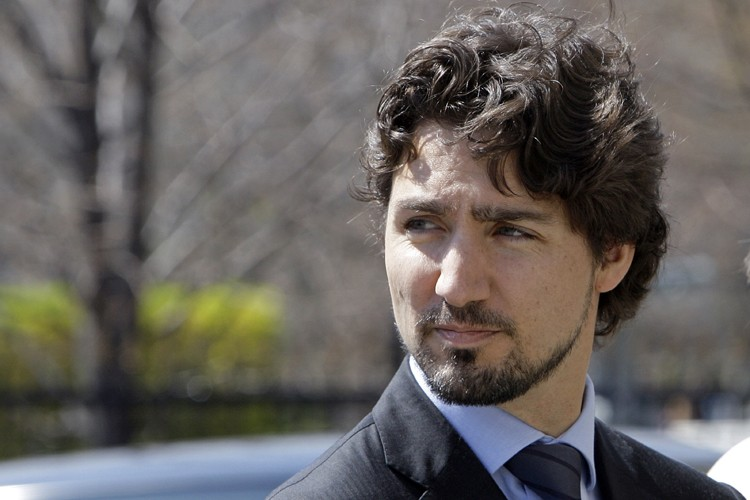 Justin Trudeau... (Photo: Robert Mailloux, La Presse)