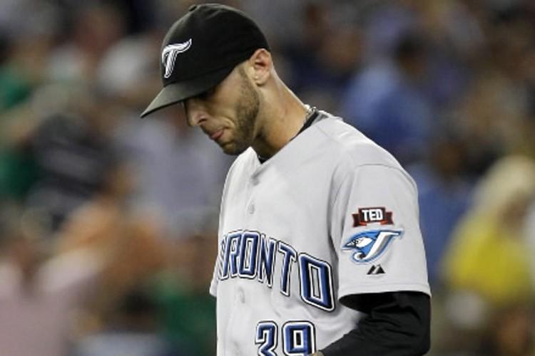 Le releveur des Blue Jays de Toronto, Jesse... (Photo: AP)