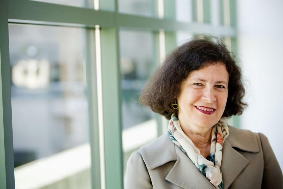 La nouvelle directrice du MAC, Paulette Gagnon, souhaite... (Photo: Ivanoh Demers, La Presse)
