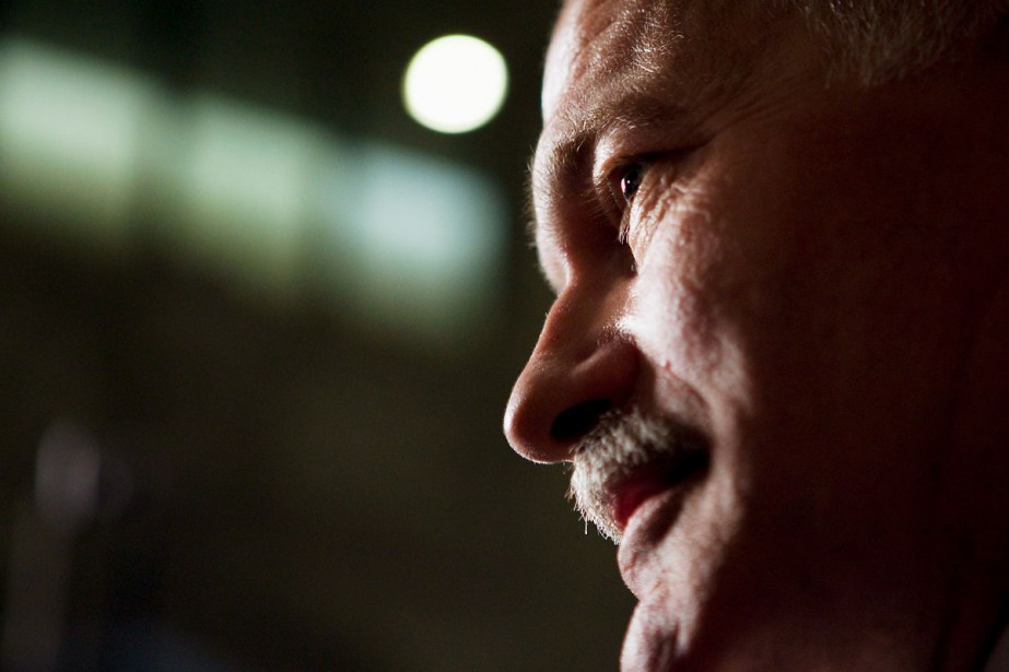 Jack Layton... (Photo: PC)