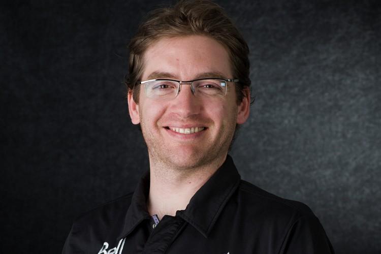 Sébastien Cros... (Photo: Jeff Bough)