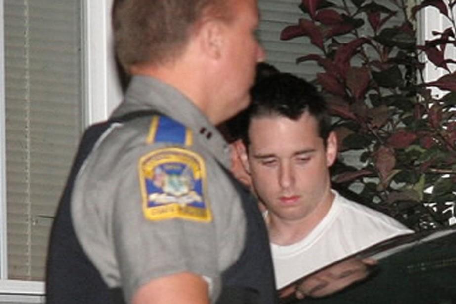 Raymond Clark III a été arrêté jeudi matin... (Photo AP)