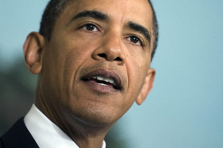 Barack Obama.... (Photo AFP)