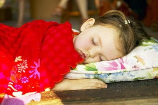 Les troubles du sommeil de l'enfant peuvent... (Photo: Photothèque La Presse)