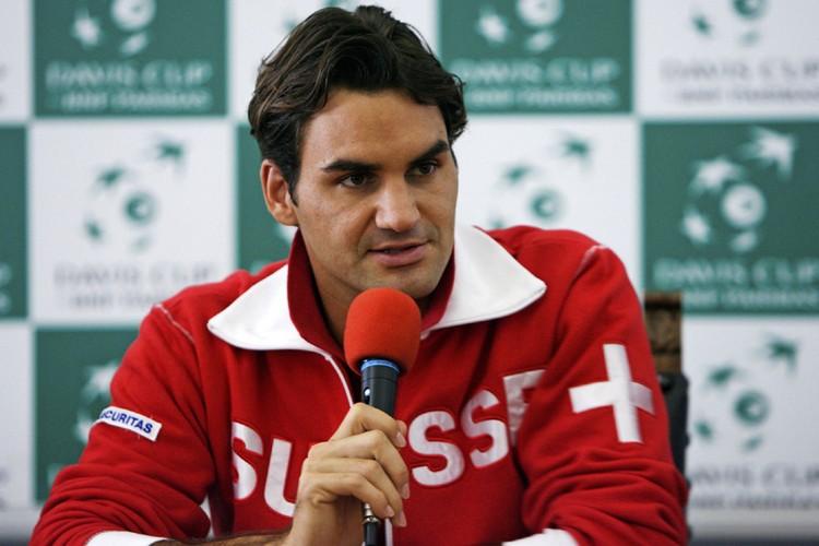 Roger Federer estime que son niveau de forme... (Photo: AP)