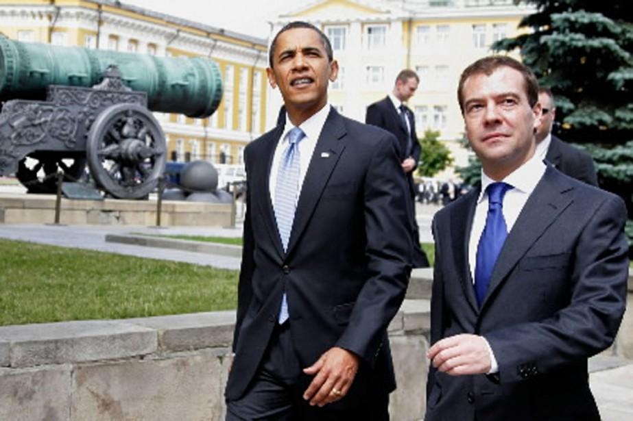 L'abandon du bouclier survient une semaine avant la... (Photo archives AFP)