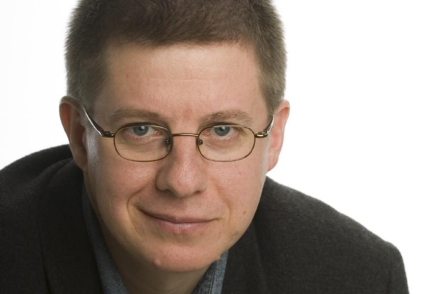 Philippe Cantin, vice-président à l'information et éditeur adjoint...
