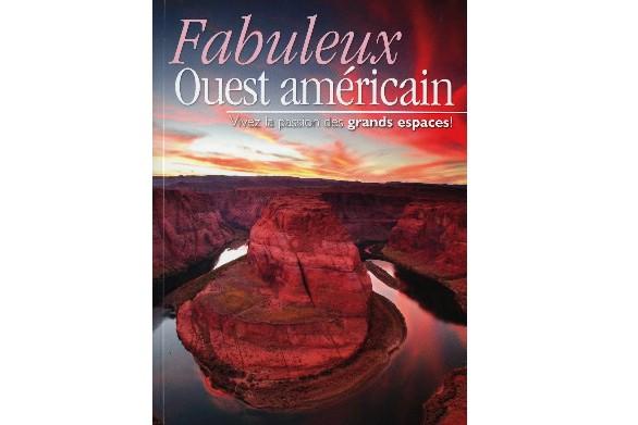 Le livre Fabuleux Ouest américain...