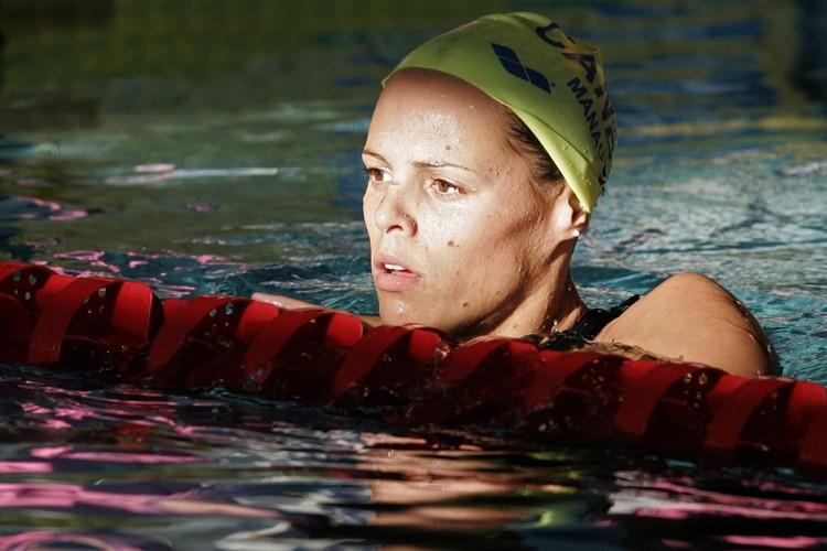 Laure Manaudou a dominé la natation mondiale entre... (Photo: AP)
