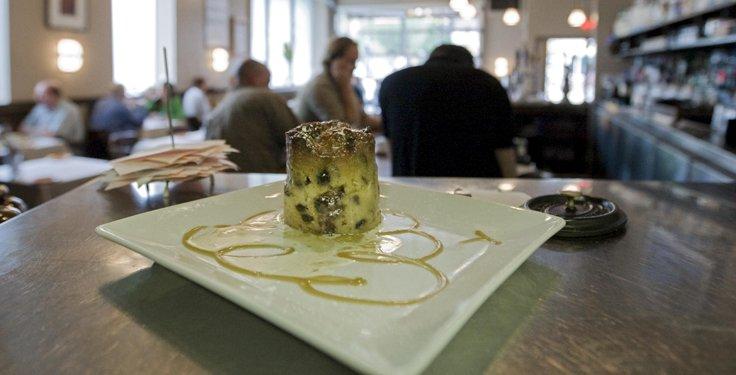 À la Taverne Monkland, on mange une cuisine... (Photo: Ivanoh Demers, La Presse)