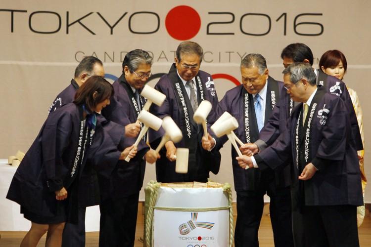 Forte du soutien du nouveau gouvernement japonais, Tokyo croit en... (Photo: AP)