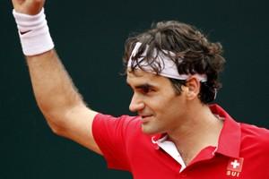 Roger Federer a remporté son match contre Simone... (Photo: Reuters)