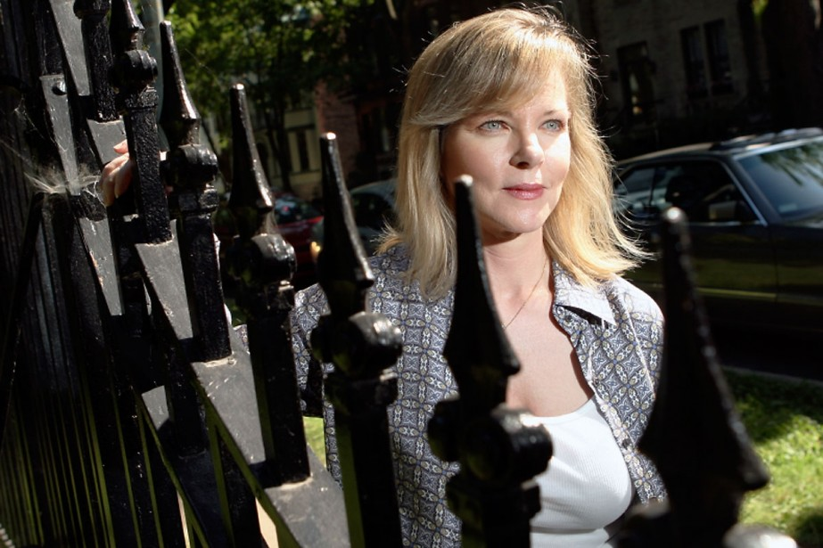 Melissa Sue Anderson, alias Mary Ingalls dans La... (Photo: Martin Chamberland, La Presse)