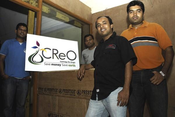 Il y a 10 ans, les jeunes Indiens branchés rêvaient... (Photos : Vinod Kumar T)