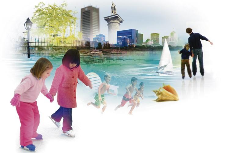Les Montréalais veulent pouvoir plonger dans... (Illustration: Philippe Tardif)