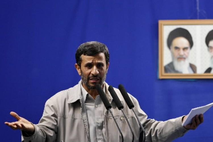 Mahmoud Ahmadinejad... (AP)
