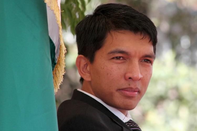 Andry Rajoelina... (Photo: Reuters)