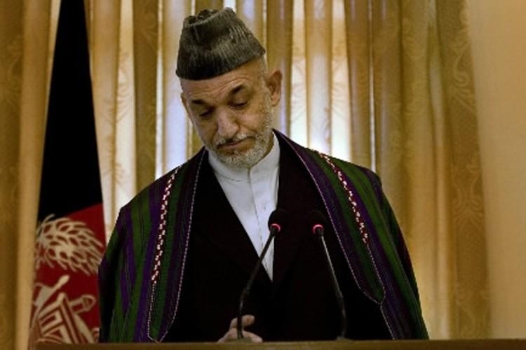 Le gouvernement du président Hamid Karzaï ne parviendrait... (Photo: AP)