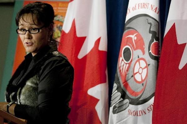 La ministre de la Santé, Leona Aglukkaq... (Photo: PC)