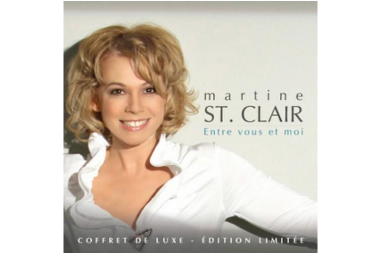 Étonnant. Malgré ses nombreux tubes (une quinzaine au total), Martine St-Clair...