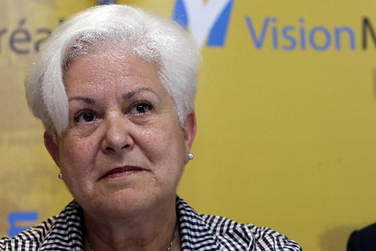 Louise Harel refuse toujours d'indiquer si elle participera... (Photo: Robert Mailloux, La Presse)