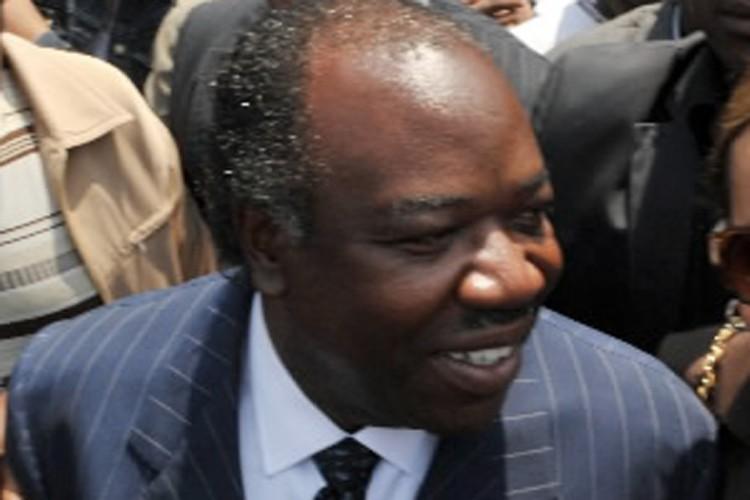 Ali Bongo... (Photo: AFP)