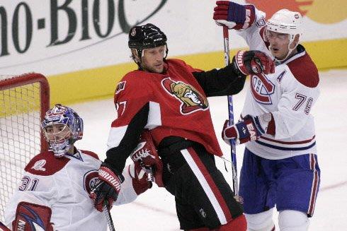 Alex Kovalev s'est illustré contre son ancienne équipe.... (Photo PC)