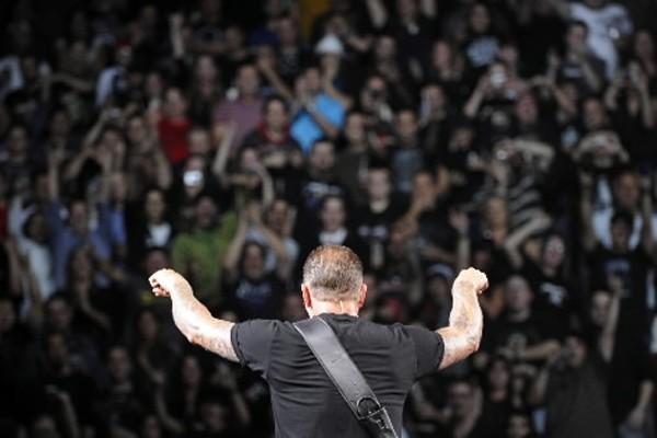 Il faudra ajouter ce concert dans la... (Photo: Bernard Brault, La Presse)