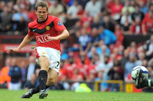 Michael Owen... (Photo AFP)