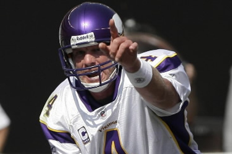 Brett Favre... (Photo: AP)