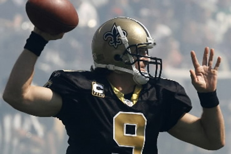 Drew  Brees... (Photo: Reuters)