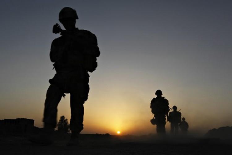 Un groupe de soldats canadiens déployés en Afghanistan... (Photo: Reuters)