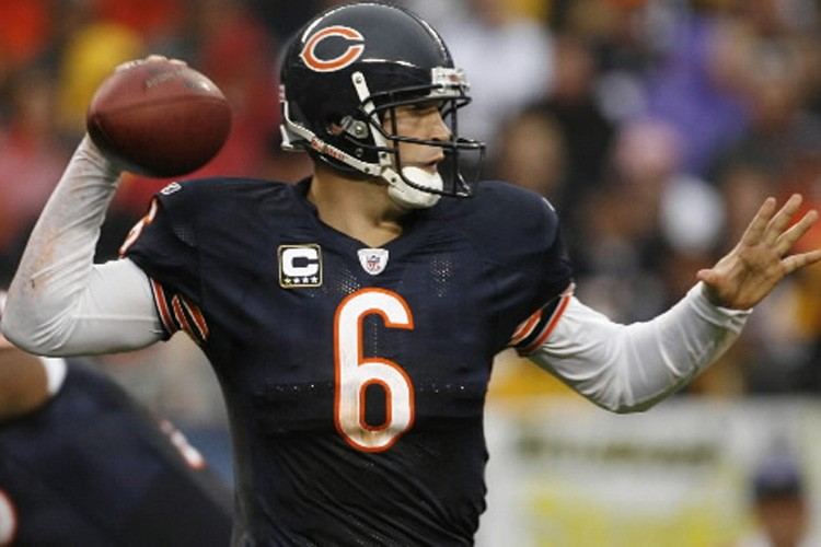 Jay Cutler... (Photo: Reuters)