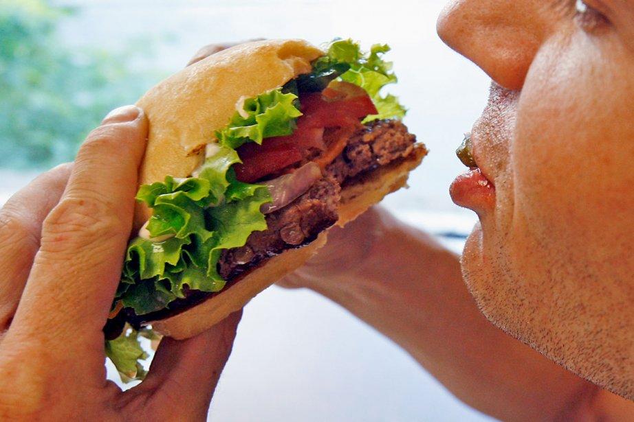 Malgré la hausse du nombre d'empoisonnements alimentaires dans... (Photo: Robert Mailloux, Archives La Presse)
