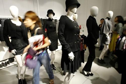 Un magasin H&M au Japon... (Photo: Reuters)