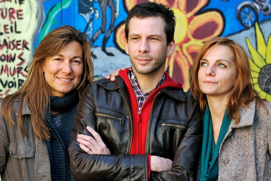 Le chanteur Alex Beaupain interprétera ses chansons dans... (Photo: Bernard Brault, La Presse)