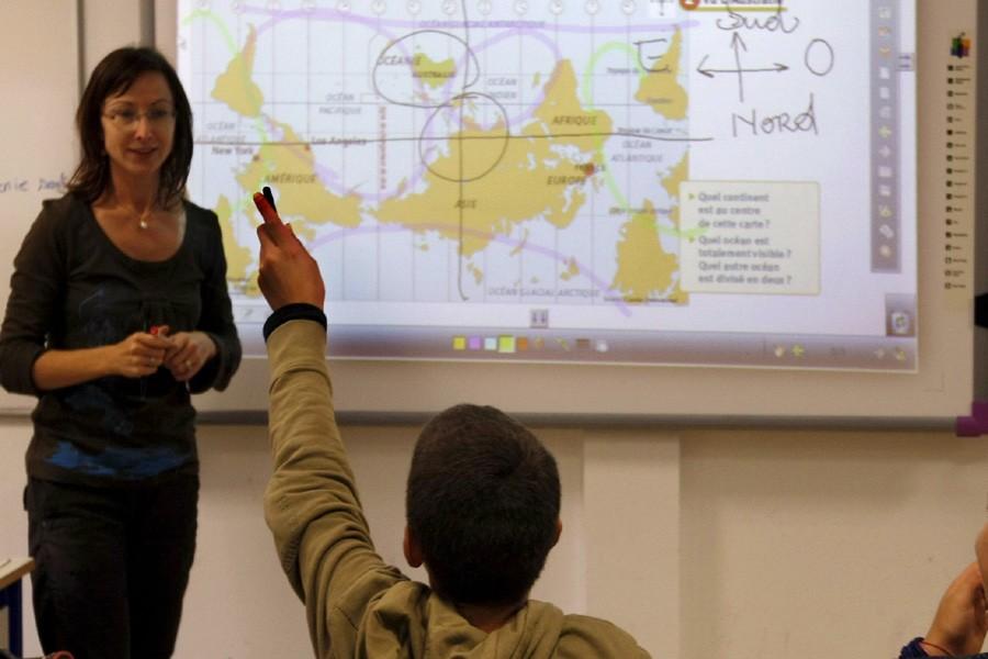 On ne se bouscule pas aux portes pour devenir prof au Québec.... (Photo: Reuters)