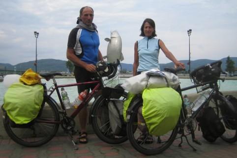 Chantal et Marc Moreau vont continuer à parcourir... (Photo: fournie par Marc et Chantal Moreau)