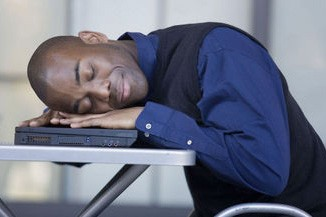 L'insomnie augmente l'hypertension, conclut... (Photo: Photothèque La Presse)