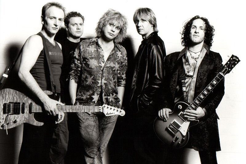 Le groupe rock britannique Def Leppard se... (Photo: site officiel Def Leppard)