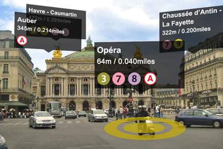 Vous avez perdu votre chemin, ou bien vous êtes en... (Photo: Le Figaro.fr)