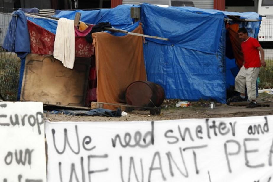La France a fermé plutôt cette année la... (Photo AFP)
