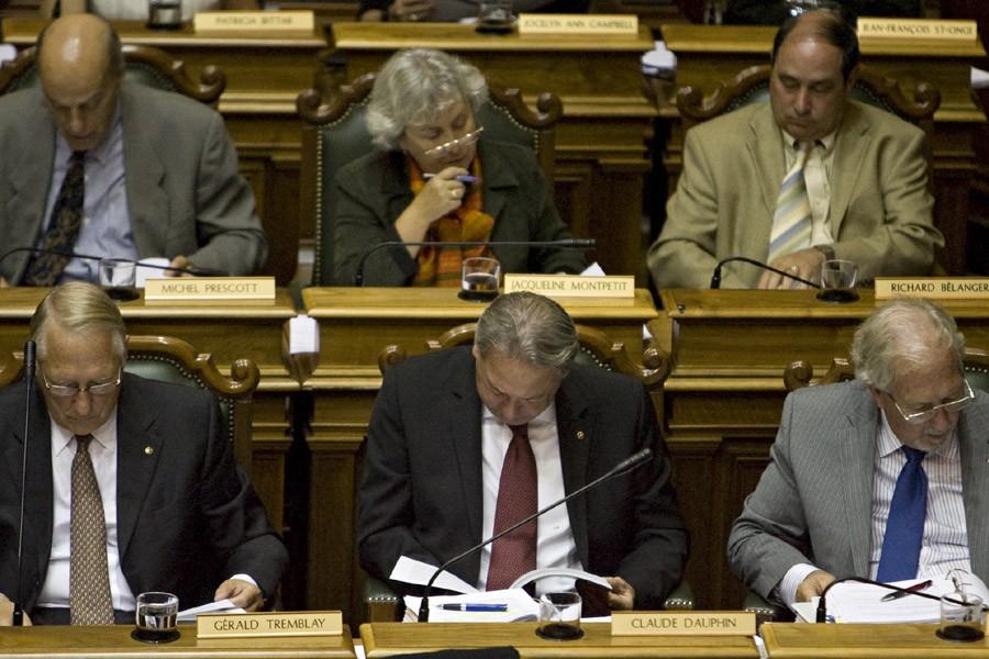 Le vérificateur général de la Ville de Montréal... (Photo: David Boily, La Presse)