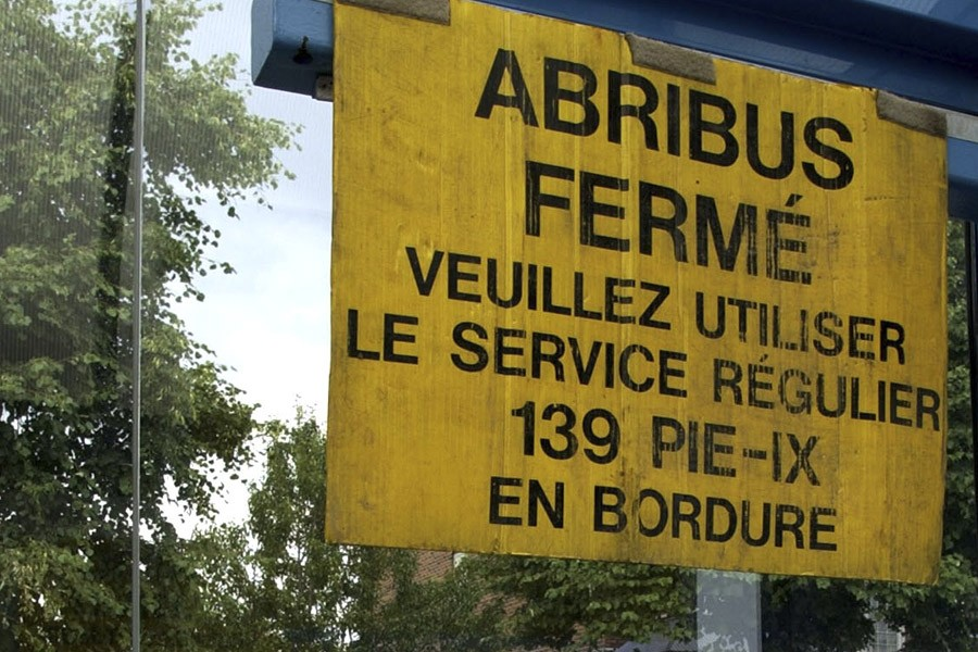 Sept ans après la fermeture «temporaire» de l'ancienne... (Photo: Ivanoh Demers, Archives La Presse)