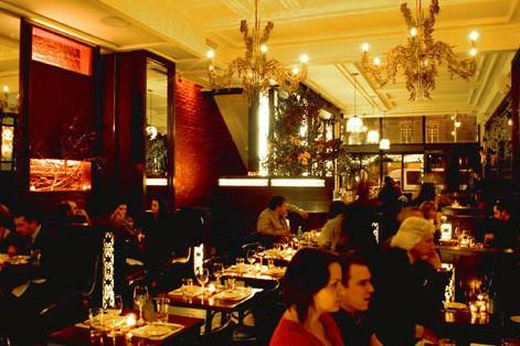 Le restaurant Dressler à Brooklyn... (Photo: www.dressler.com)