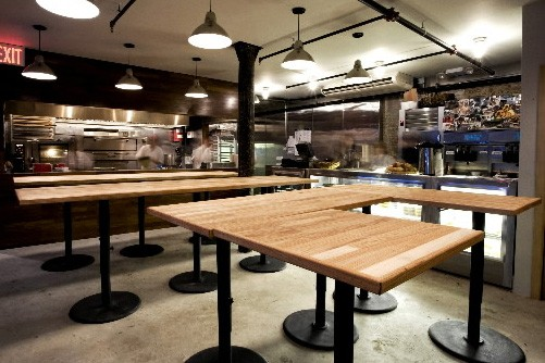 Le restaurant Momofuku dans l'Est Village... (Photo: archives La Presse)
