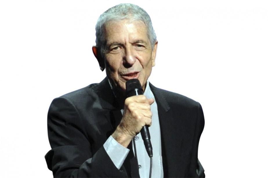 Trois jours après s'être évanoui sur scène, Leonard Cohen a fêté... (Photo: AP)