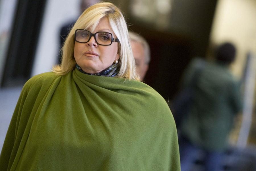 Michèle Richard a été reconnue coupable de conduite... (Photo: Ivanoh Demers, La Presse)