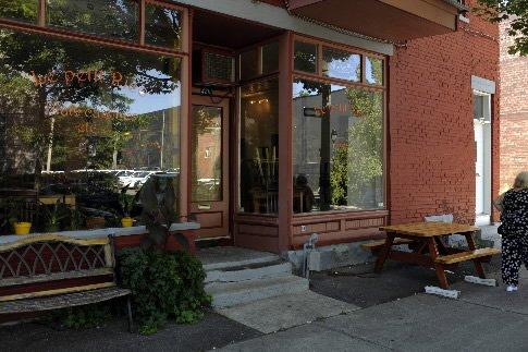 Le restaurant le Petit Rico... (Photo: Bernard Brault, La Presse)